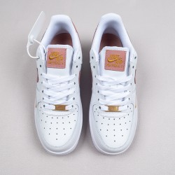 """Nike Air Force 1 07 Low ESS """"Rust Pink"""" White Pink CZ0270-103 36-45"""