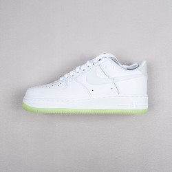"""Nike Air Force 1 Low """"Have A Nike Day"""" Smile White Green CT3228-100 36-45"""