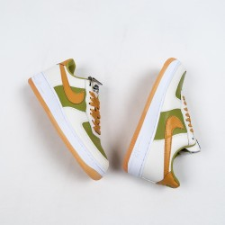 Nike Air Force 1 Low Yellow Green White DC1403-100 36-45